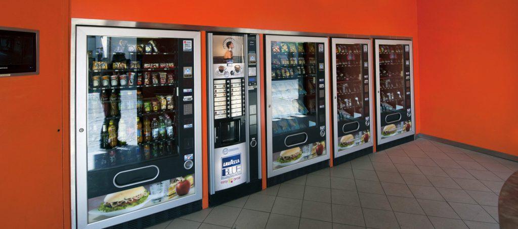Distributori Automatici Gelati Roma